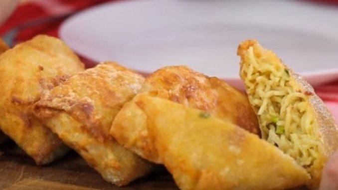 menu buka puasa murah martabak telur mie