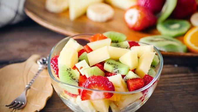 resep membuat sop buah