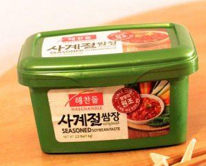 Samjang Makanan khas Korea