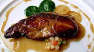 foie grass di Perancis