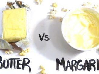 perbedaan margarin dan mentega