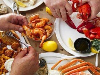 Makanan olahan seafood